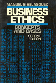 Business Ethics: Concepts and Cases por…
