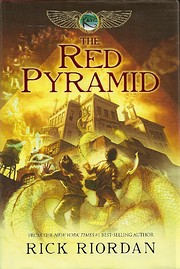 The Red Pyramid af Rick Riordan