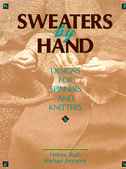 Sweaters by Hand af Helene Rush
