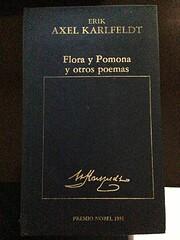 Flora y Pomona y otros poemas – tekijä:…