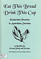 Eat this bread drink this cup Eucharistic…