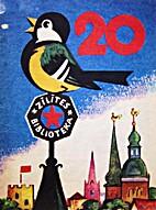 20 gadu jubilejas grāmatiņa by Zīlīte