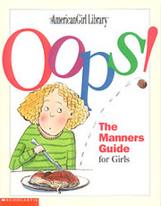 Oops! The Manners Guide for Girls (American…