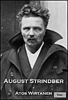 August Strindberg by Atos Wirtanen