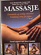 Massasje : orientalske og vestlige teknikker…