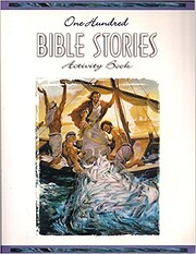 One Hundred Bible Stories Activity Book por…