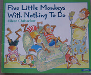 Five Little Monkeys With Nothing To Do af…