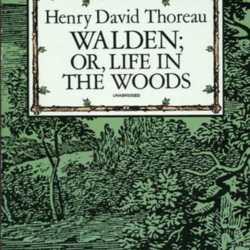 walden by henry david thoreau 2 essay