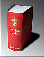 Norge (Lover etc.) Norges Lover 1685-1975 by…