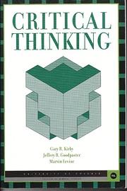 Critical Thinking (UOP Custom) por Gary R.…