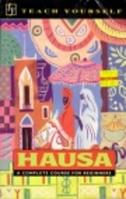Teach Yourself Hausa de Charles H. Kraft