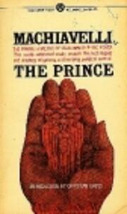 The Prince (Mentor) por Niccolò…