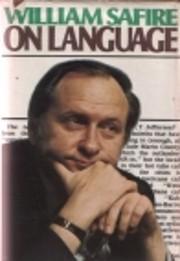 On Language af William Safire