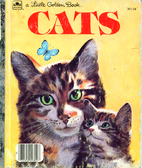 Cats (A Little Golden Book) by Laura French