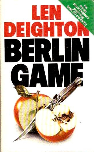 Berlin Game cover