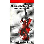 zum beispiel k. by Michael Wildenhain