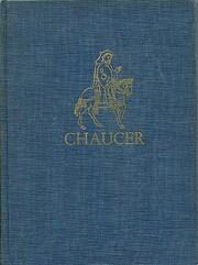 The works of Geoffrey Chaucer de Geoffrey…