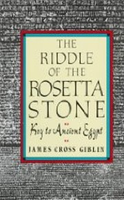 The Riddle of the Rosetta Stone: Key To…