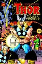 Thor Visionaries: Walt Simonson, Vol. 1 by…