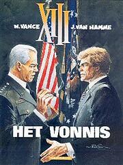 XIII 12: Het vonnis de Jean Van Hamme