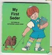 My First Seder par Madeline Wikler