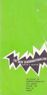 The New Denominationalism de Edward C.…