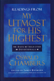 Readings From My Utmost for His Highest: 90…