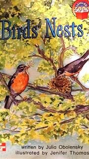 Bird's Nests (Leveled Books) de Julia…