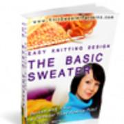 Easy Knitting Design: The Basic Sweater af…
