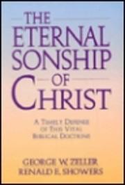 The Eternal Sonship of Christ av George…
