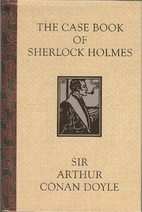 The Case-Book of Sherlock Holmes by Arthur…