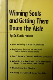 Winning Souls and Getting Them Down the…
