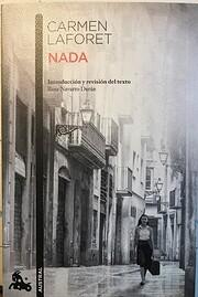 Nada (Contemporánea) de Carmen Laforet