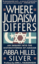 Where Judaism differed; an inquiry into the…