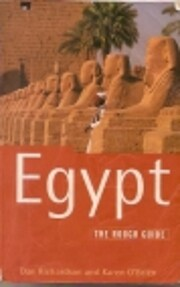 Egypt: The Rough Guide, Third Edition de Dan…
