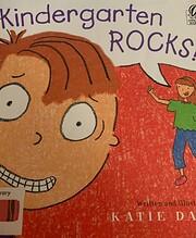 Kindergarten Rocks de Katie Davis