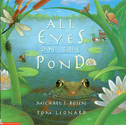 All eyes on the pond (Juvenile collection)…