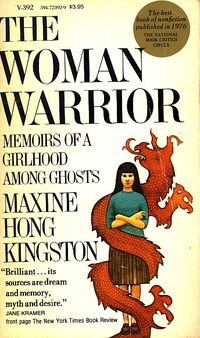 a review of the myths and memoirs in maxine hong kingstons the woman warrior
