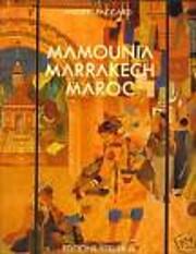 Mamounia, Marrakech, Maroc (French Edition)…