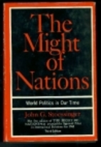 The Might of Nations: World Politics in Our…