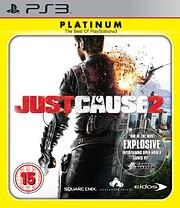 Just Cause 2 (Platinum) – tekijä:…