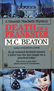 Death of a Prankster (A Hamish Macbeth…