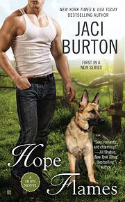 Hope Flames (A Hope Novel) por Jaci Burton