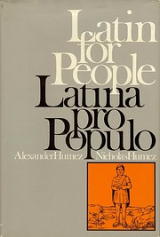 Latin for people = Latina pro populo de…