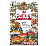 The Quilters' Cookbook de Cookbook Resources…