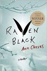 Raven Black (Shetland Island, #1) de Ann…