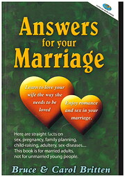 Answers for Your Marriage av Bruce Britten