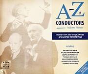A-Z of Conductors de David Patmore