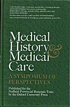 Medical history and medical care: a…