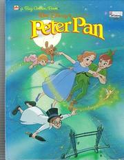 Walt Disney's Classic Peter Pan (Big Golden…